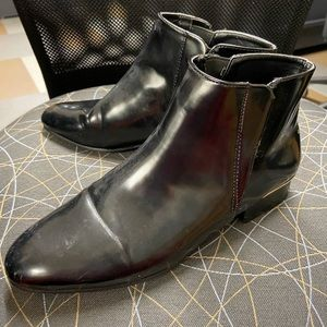 ZARA BASIC ANKLE BOOTS
